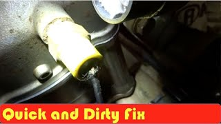 8. Arctic Cat Temperature Sensor Fix