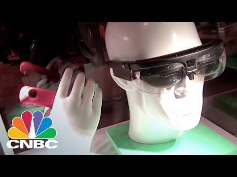 CES: Home Automation and Wearables | Tech Bet | CNBC