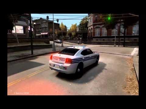 Detroit Police Pack [REL/GTA IV/EFLC]