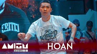 Hoan – Eat D Beat AMITY 2017 Bandung, Indonesia Judge Showcase