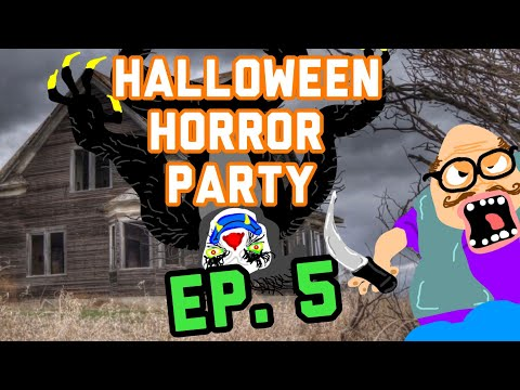 Halloween Horror Party (ep. 5)