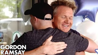 Video GORDON RAMSAY PARTNERS WITH MAKE-A-WISH TO CONFIRM 24 WISHES IN 24 HOURS MP3, 3GP, MP4, WEBM, AVI, FLV Juni 2018