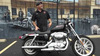 9. 2005 Harley-Davidson Sportster 883