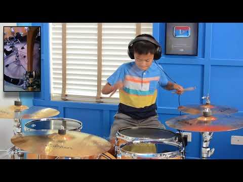 Video Twenty One Pilots - Levitate (Drum Cover) download in MP3, 3GP, MP4, WEBM, AVI, FLV January 2017