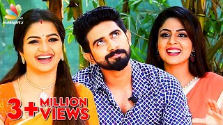 Video We love men with beards! : Nandhini Serial Actress Interview | Ganga, Janaki, Arun MP3, 3GP, MP4, WEBM, AVI, FLV April 2018