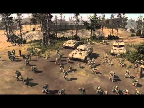 CoH 2 Funny Voice Clips (The second)