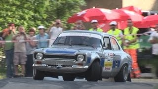 Fastest Ford Escort MK1, Always Sideways, VHC Champion Suisse 2013. Florian Gonon / Michel Horgnies