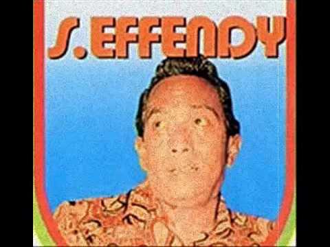S.Effendy - Seroja ( 60an )