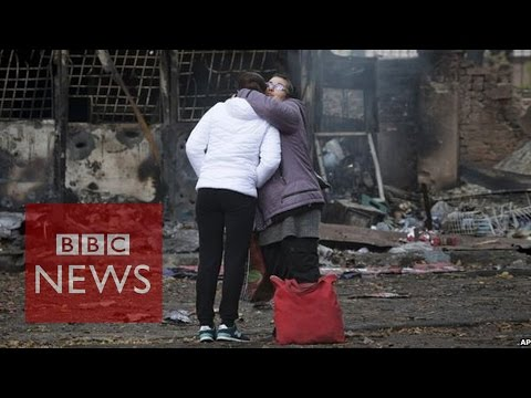 election - The BBC's Steven Rosenberg travels across Ukraine to hear personal stories of the conflict ahead of parliamentary elections. Subscribe to BBC News HERE http://bit.ly/1rbfUog Check out our...