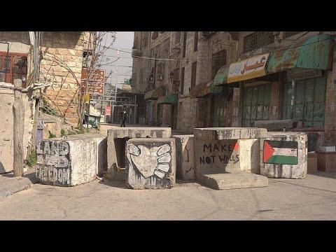 Χεβρώνα: Η σκληρή καθημερινότητα στα κατεχόμενα παλαιστινιακά εδάφη…