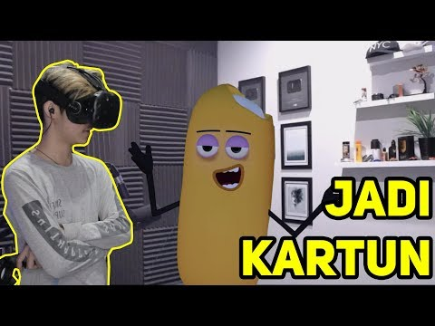 Download Video ERPAN BERUBAH JADI KARTUN DI VR - MIND SHOW