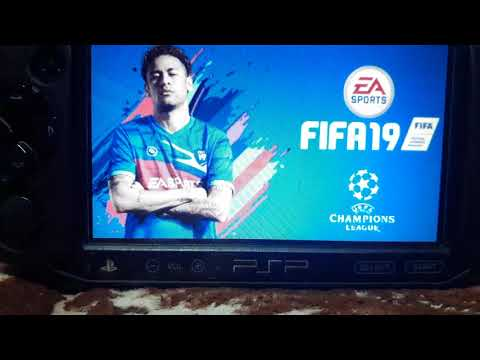 FIFA 19 PSP Mod PES SONY DOWNLOADS By Nibeck Tv