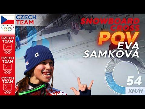 Zažij POV závod Evy Samkové ze Soči!