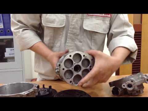 Cấu tạo và hoạt động của lốc điều hòa ô tô Toyota Compressor Operation