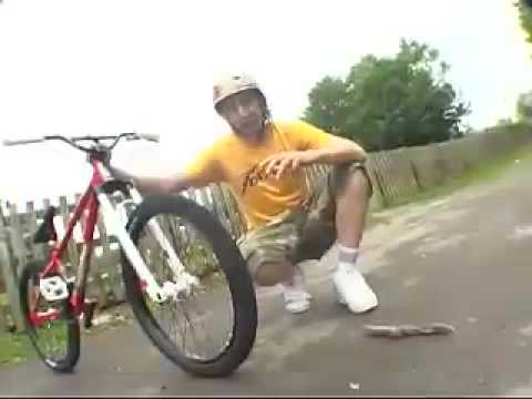 how to do a bunny hop - Learn Bmx Tricks at http://www.bmxtricksnow.com with in-depth instructions and video over flatland tricks,street tricks, and many more. Visit Us at http://ww...