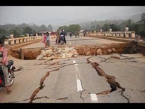 Doku Erdbeben 2015 - Die Erde bebt: Leben mit der Gefahr