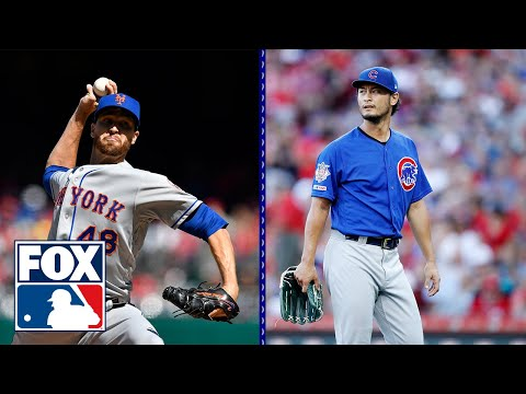 Video: Should Yu Darvish pitch in the postseason and can the Mets keep their magic going | MLB WHIPAROUND