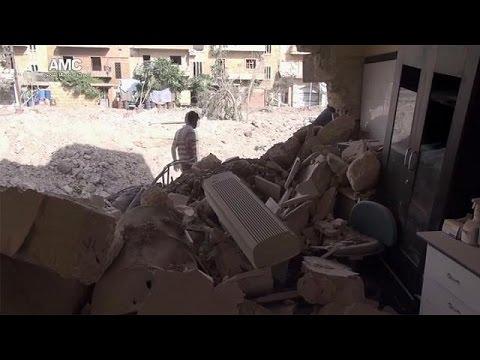 Οι ΗΠΑ διακόπτουν συνομιλίες με Ρωσία για την εκεχειρία στη Συρία