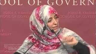 Leadership Speaker Series: Tawakkol Karman