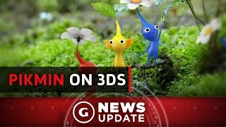 New Pikmin Announced for 3DS - GS News Update by GameSpot