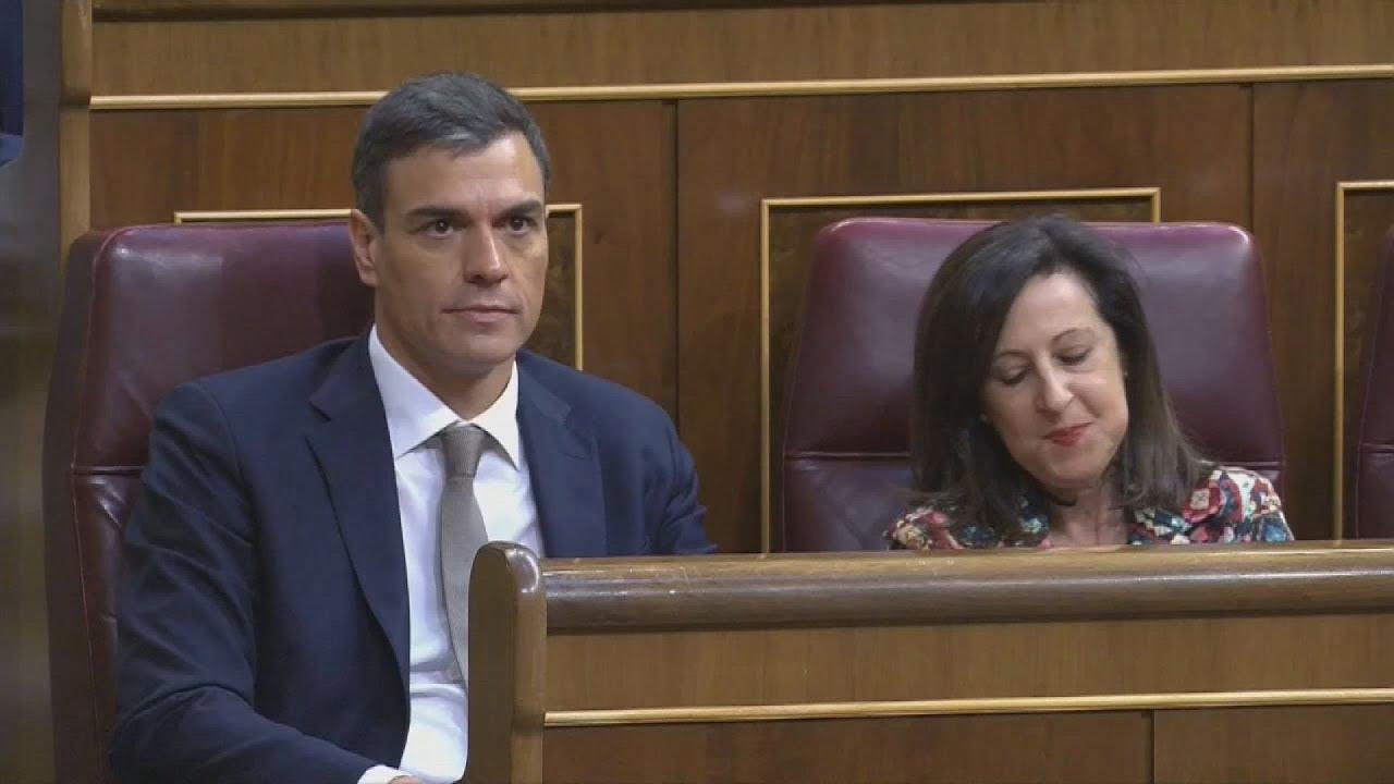 Στα πρόθυρα της κατάρρευσης η κυβέρνηση Ραχόι στην Ισπανία