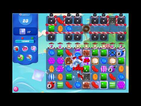 Candy Crush Saga - Level 3671 ☆☆☆ Super Hard