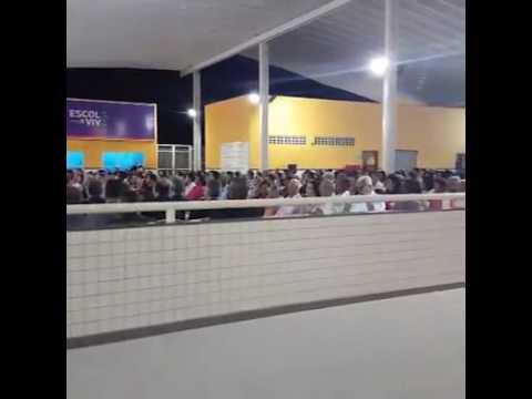 Grande Evangelização em Ecoporanga.