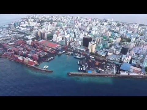 Malé city, Maldives