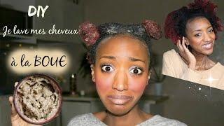 DIY - Je me lave les cheveux à la BOUE ! Découvrez ma nouvelle vidéo !