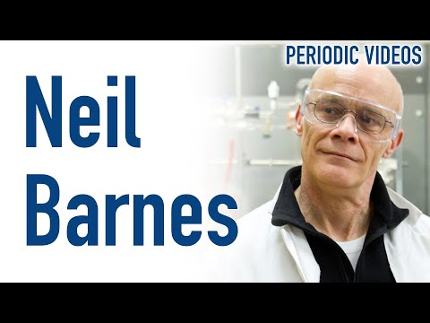 Hydrochloric Acid Part I Periodic Table Of Videos Youtube