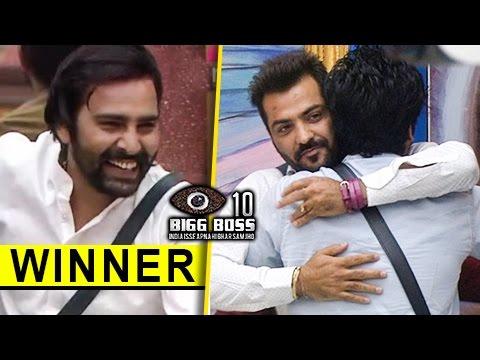 Bigg Boss 10 | Manveer Gurjar Won The 'TICKET TO F