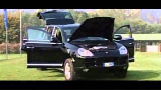 Porsche History - Cayenne Release