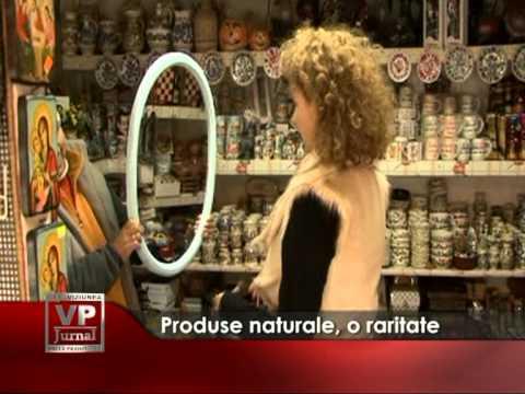 Produsele naturale, o raritate