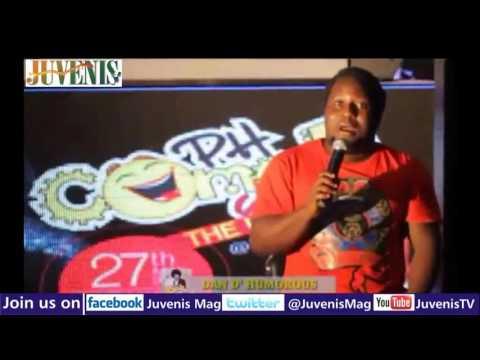 DAN D' HUMOUROUS & ANGEL D' LAFF AT P. H. COMEDY CLUB (Nigerian Music & Entertainment)