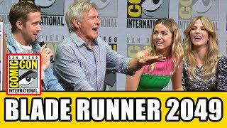 VIDEO: BLADE RUNNER 2049 – Full Panel Highlights SDCC2017