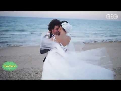 رجاء الجداوي توضح أهم مواصفات فستان الزفاف