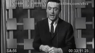 Video LENNY BRUCE ON THE STEVE ALLEN SHOW APRIL 5, 1959 MP3, 3GP, MP4, WEBM, AVI, FLV Desember 2018