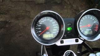 9. Suzuki bandit 1200 s 2005