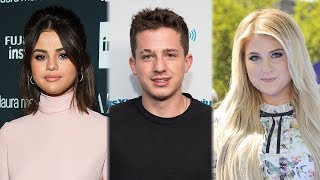 Video Charlie Puth Nearly PUKES & Is Forced To Choose Selena Gomez Or Meghan Trainor MP3, 3GP, MP4, WEBM, AVI, FLV Maret 2018