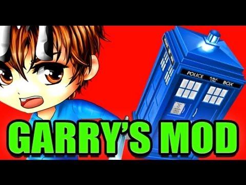 Gmod TARDIS Doctor Who Mod!
