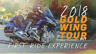 4. 2018 Gold Wing Tour DCT First Ride Experience | Honda Goldwing Parts & Accessories | WingStuff.com