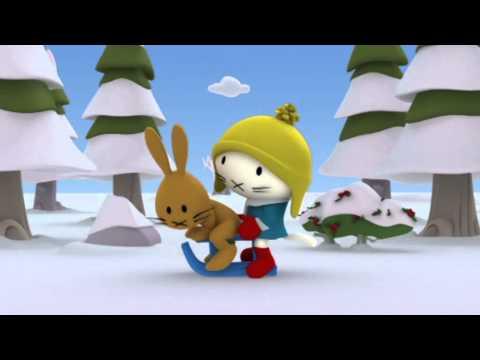 Мультики Детям - Мусти - Саночки (видео)