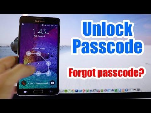 8- Android kernel || unlock phone without password- فتح قفل الهاتف عند نسيان كلمة المرور