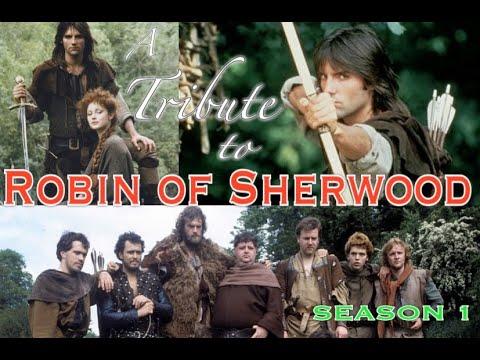 Robin of Sherwood Tribute - Season 1 ( 1984 ) - Robin Hood - Michael Praed