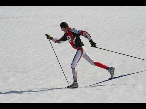xc ski - Learn to cross country ski with a focus on diagonal stride with this 3 minute video by Keith Nicol, Level 4 CANSI instructor. Brought to you by Rossignol and...