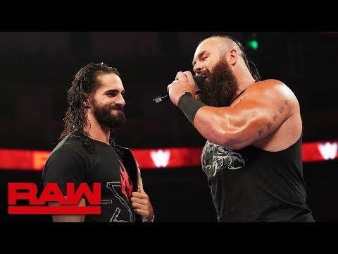Braun Strowman accepts Seth Rollins' challenge: Raw, Sept. 23, 2019