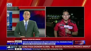 Video H-2 Lebaran Diprediksi Jadi Puncak Arus Mudik MP3, 3GP, MP4, WEBM, AVI, FLV Juni 2018
