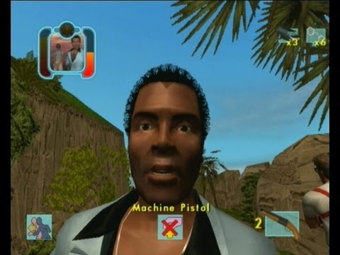 Miami Vice : 2 Flics � Miami Xbox