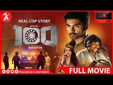 100 | Uncensored Version | Tamil Full Movie | Atharvaa | Hansika Motwani | (English Subtitles)