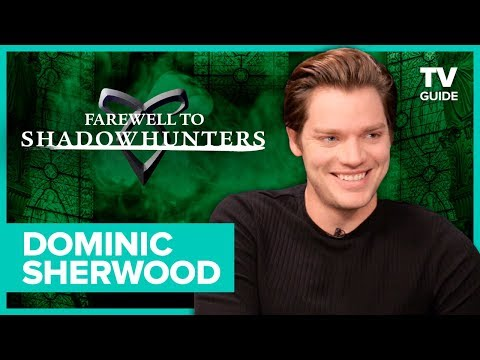 Farewell To Shadowhunters: Dominic Sherwood Relives That Clace Kiss In Paris